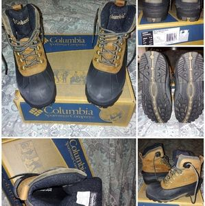 New Columbia Bugabootoo Boots Hommes - Men's
